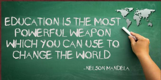 Education Is The Most Powerful Weapon - Global School Networks